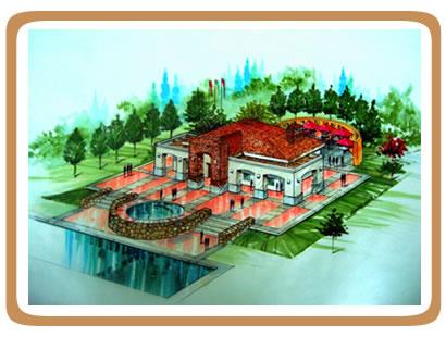casa club alberca jacuzzi y sauna cancha de tennis area de asadores